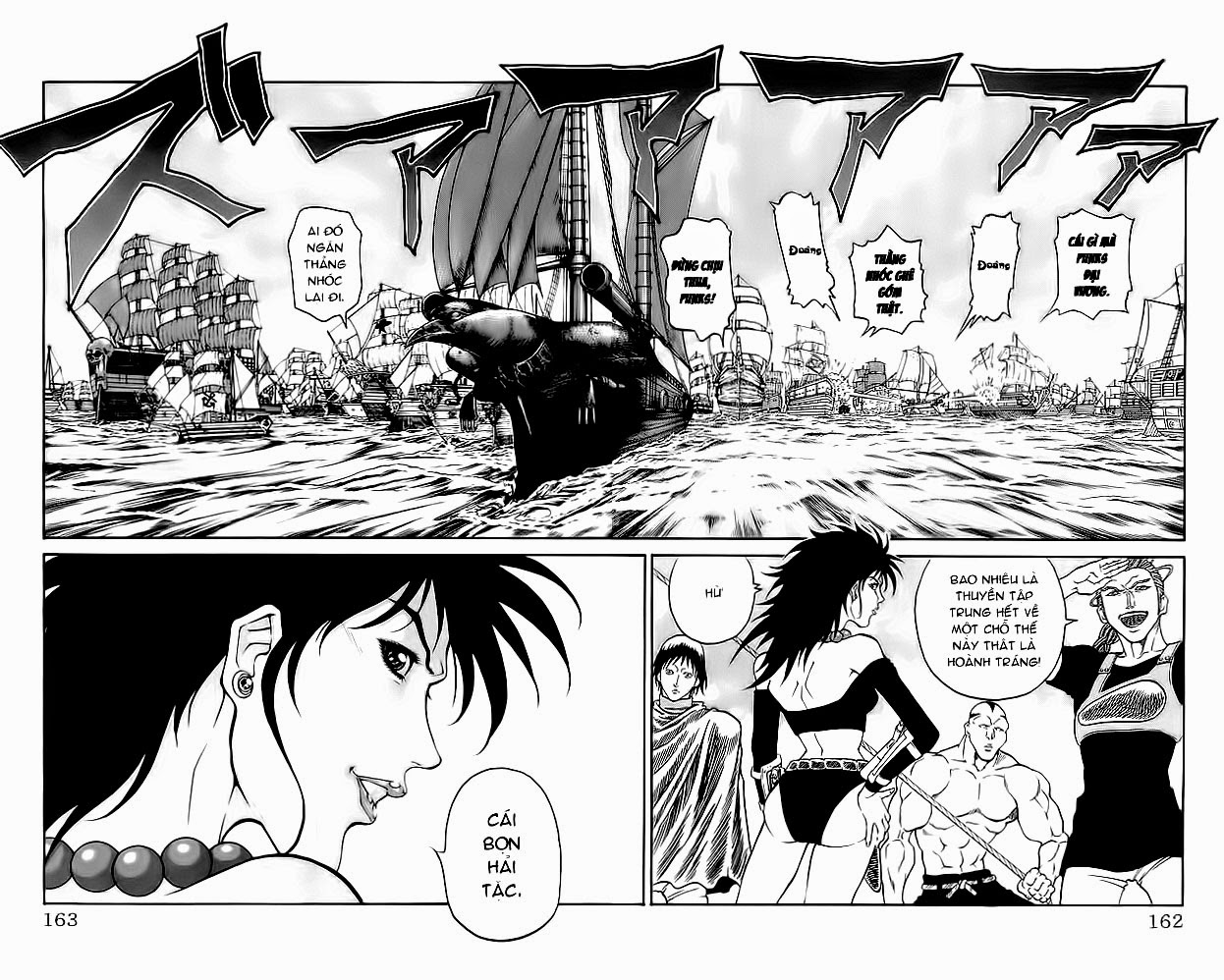 Vua Trên Biển – Coco Full Ahead chap 221 Trang 16 - Mangak.info
