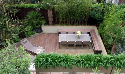 Summer Garden Decorating Ideas