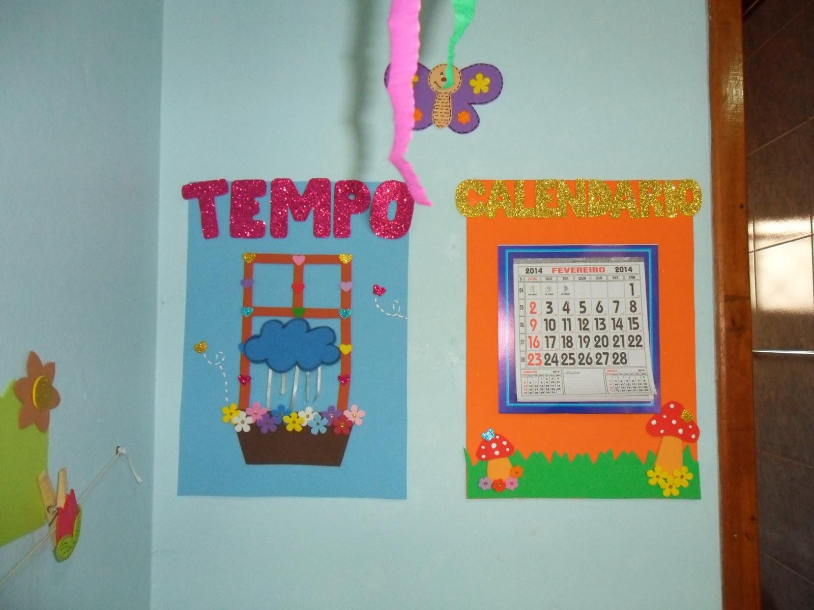 Decoracao De Sala Da Aula ~ decoracao de sala maternalPainel de Ideias Decoração de sala