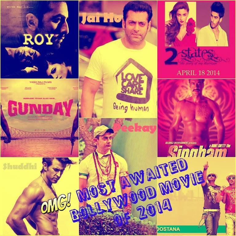 Hindi New Movies 2014