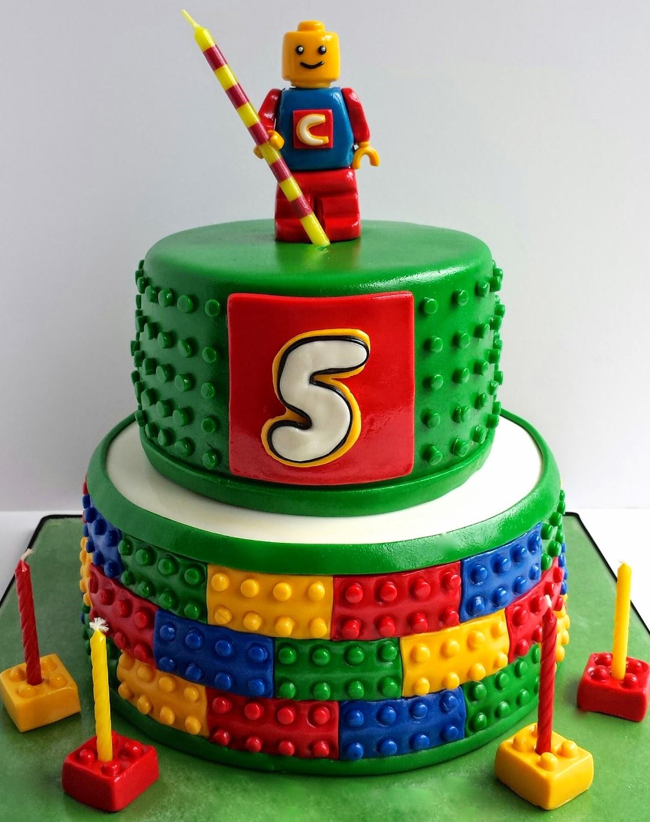 Birthday Cake Ideas Lego : Cake Blog: Lego Cake Tutorial