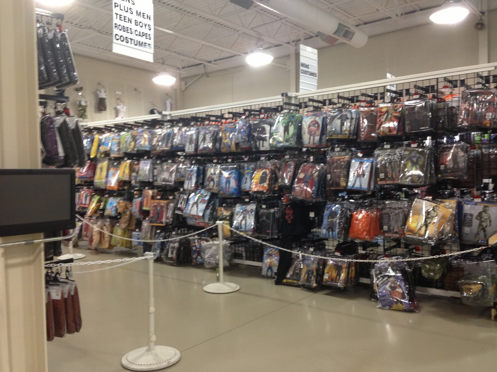 of course it wouldnt be a halloween superstore without halloween costumes belleville has plenty to offer for children and adults - Nj Halloween Stores