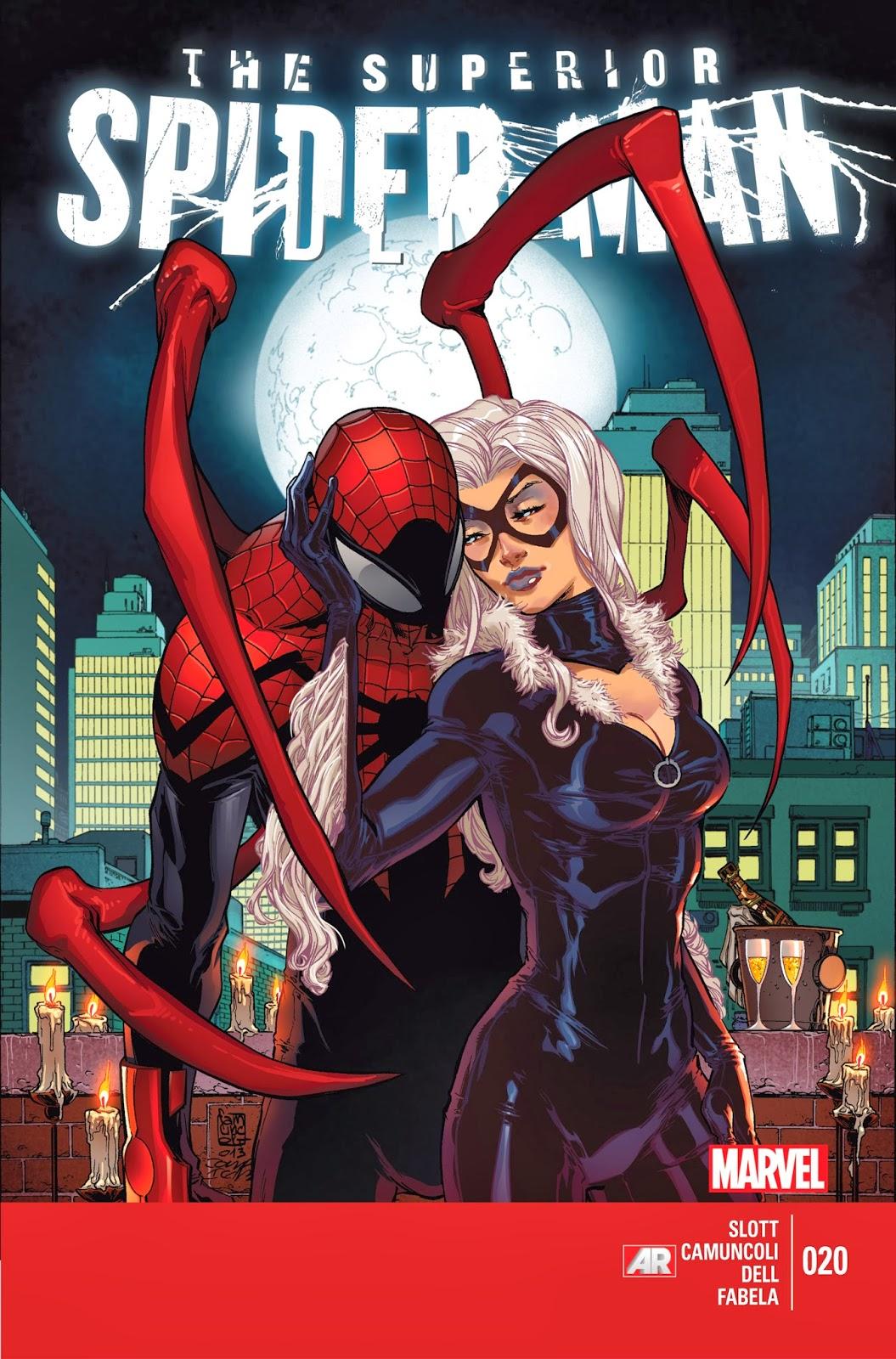 Nova Marvel! O Superior Homem-Aranha #20