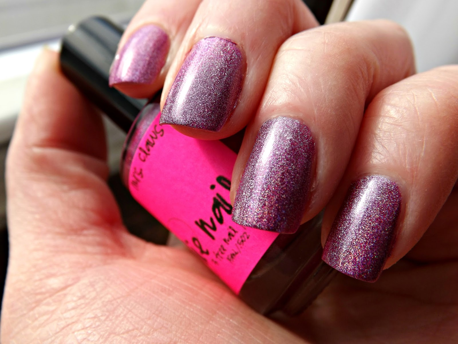 Nail Polish Goddess: Jindie Nails - Santa Claws Collection - Part 2 ...