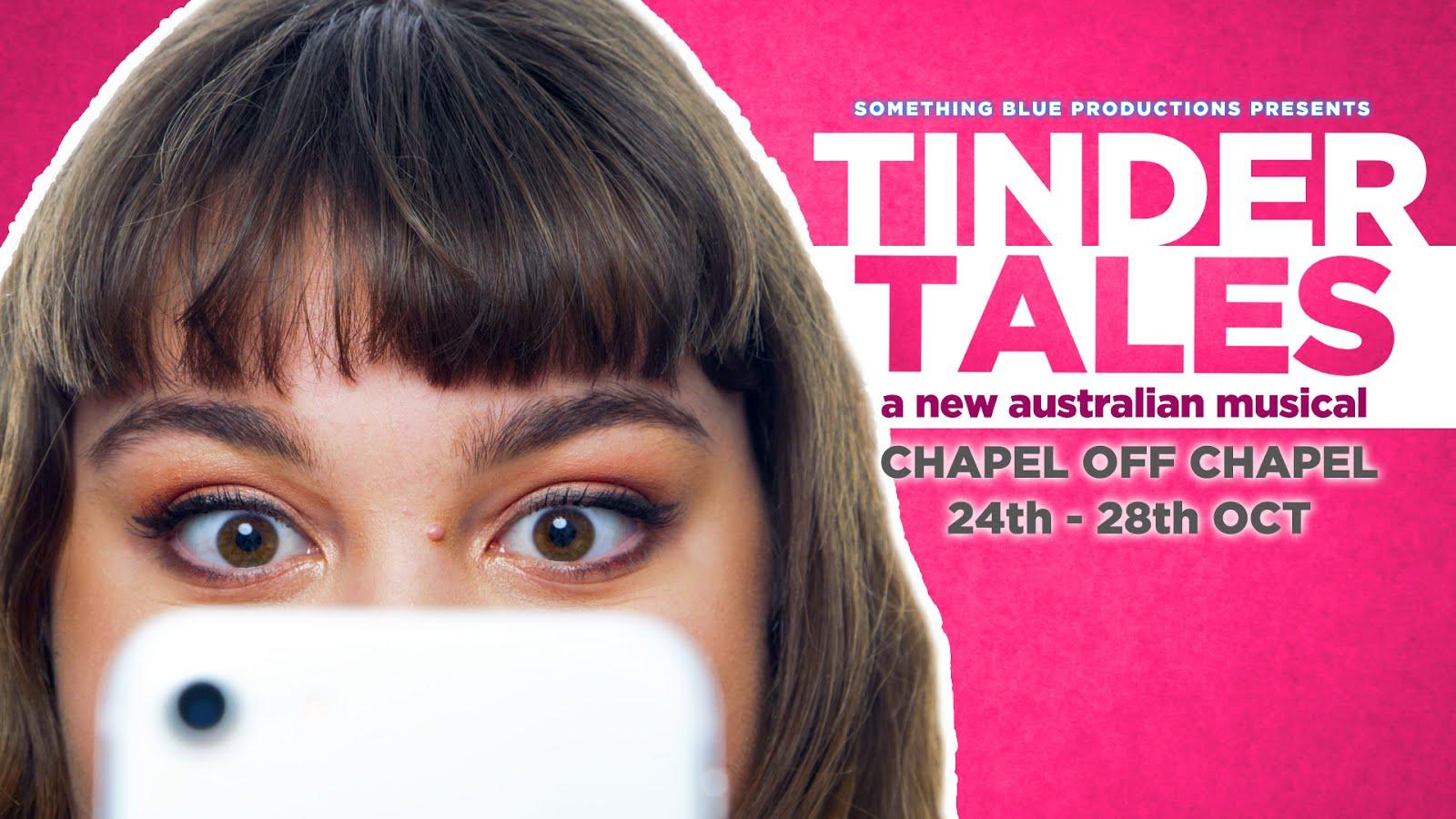 TINDER TALES - A hopeless romantic...