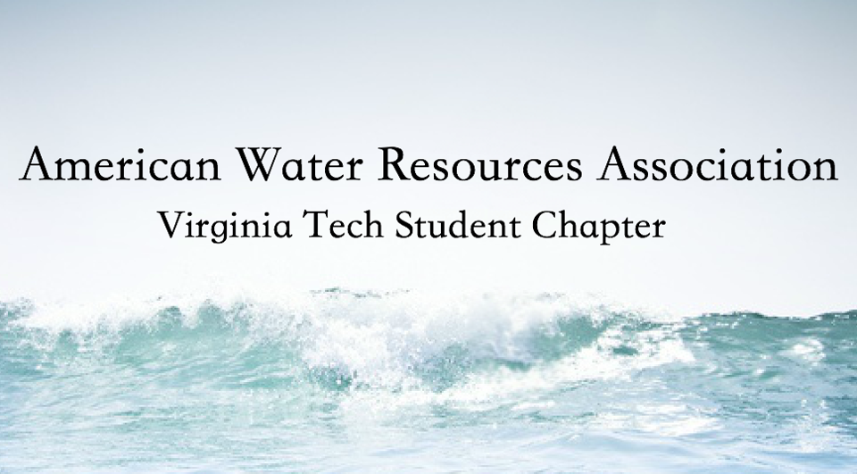 American Water Resource Association at VT