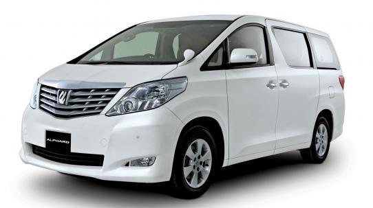 Harga Mobil Toyota Alphard 2011 dan Spesifikasi teknis