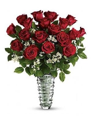 long-stemmed roses