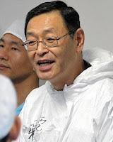 """Yoshida, de 58 años, uno de los """"héroes de Fukushima"""", muere de cáncer, 09 de Julio 2013"""