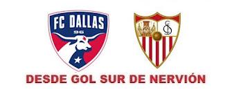 Próximo Partido del Sevilla Fútbol Club - Miércoles 17/07/2019 a las 02:00 horas