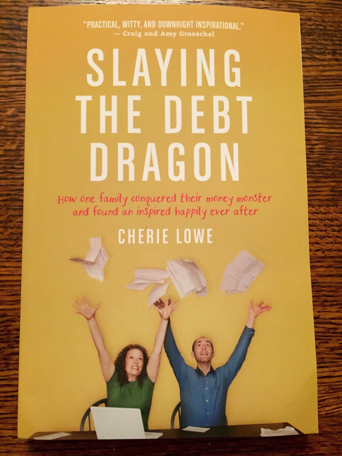 book-about-getting-rid-of-debt