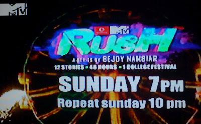 MTV Rush India