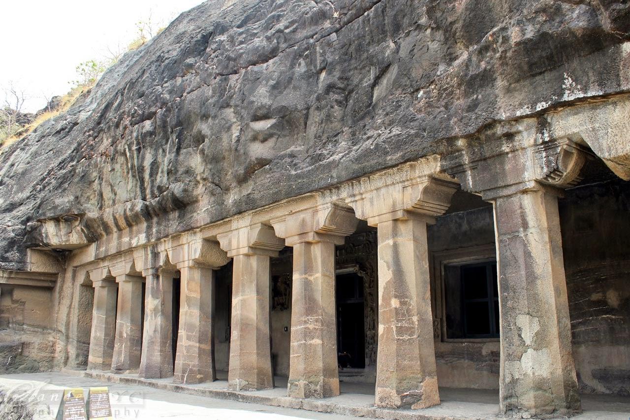 Cave 4 entrance
