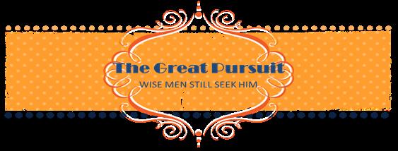 The Great Pursuit