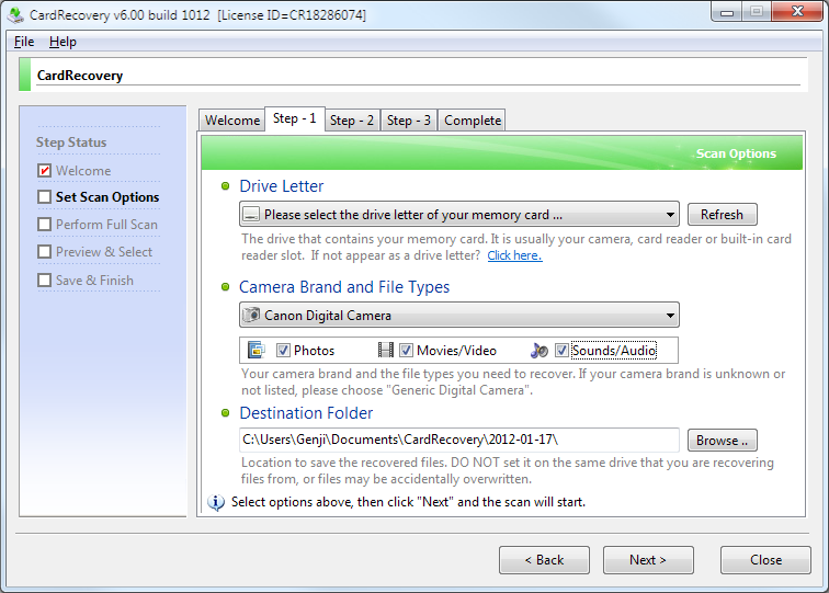 How SD Card Recovery Works with 7-Data Recovery