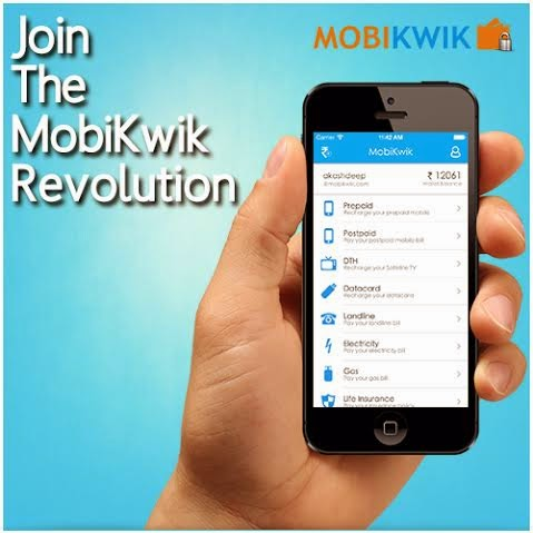 Mobikwik Rs 30 Cashback at Rs 10 offer for New Users