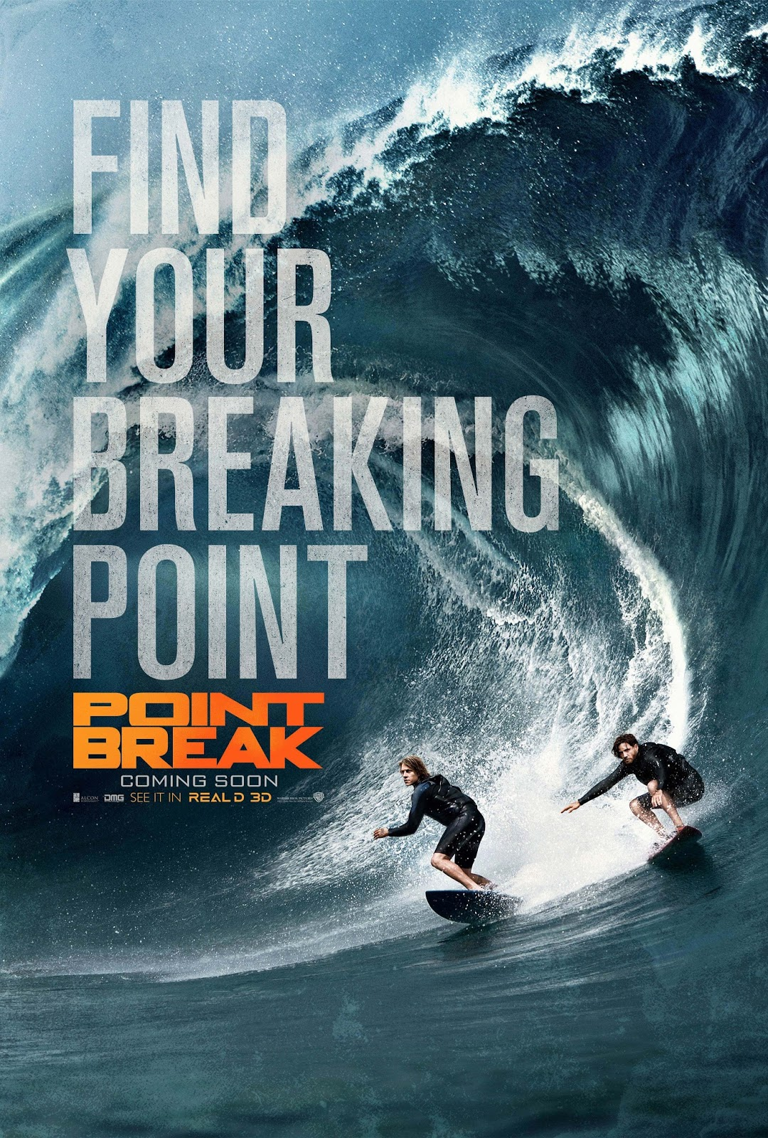 Point Break (locandina)