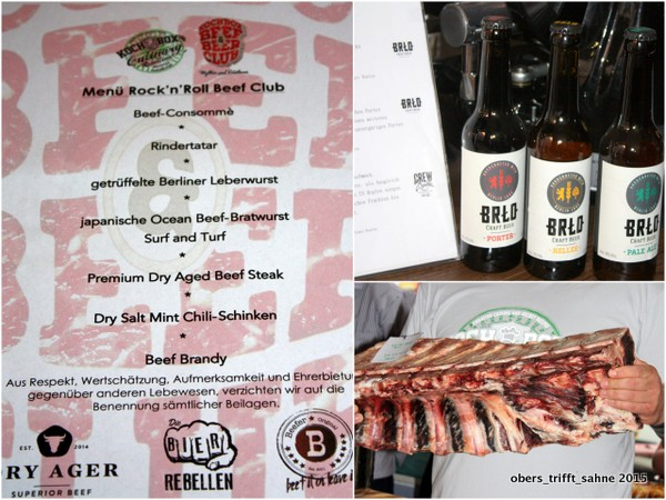 Beef&Beer in der Kochbox Berlin