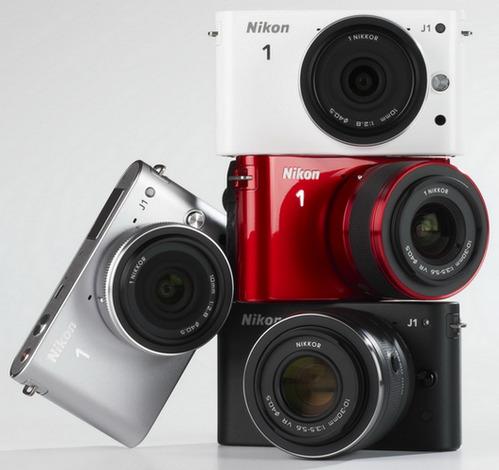 фотокамера nikon 1