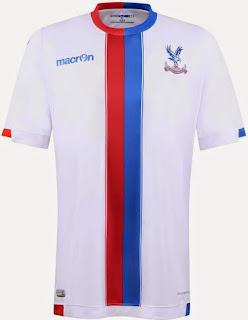 gambar baju bola jersey terbaru photo Jersey Crystal palace away terbaru musim 2015/2016