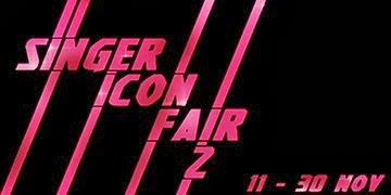 Join K-CODE at The Singer Icon Fair 2013