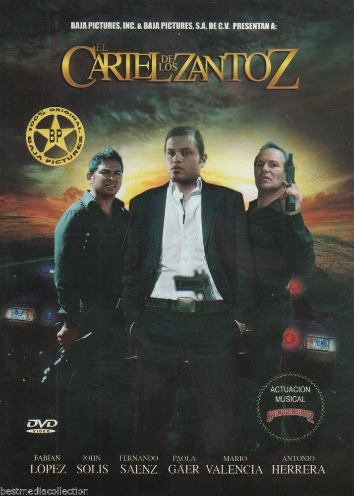 Ver El Cartel De Los Zantoz (2013) Online