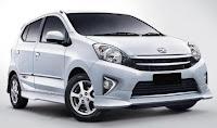 Estimasi Harga Toyota Agya Di Jakarta