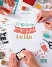 Stampin'Up! Ideenbuch & Katalog 2014-2015