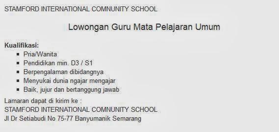 info-lowongan-kerja-guru-terbaru-maret-2014-semarang