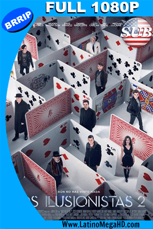 Los Ilusionistas 2 (2016) Subtitulado Full HD 1080P ()