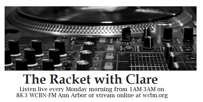 The Racket with Clare