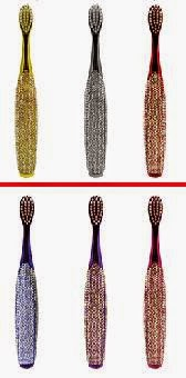 brush buddies bling toothbrushes