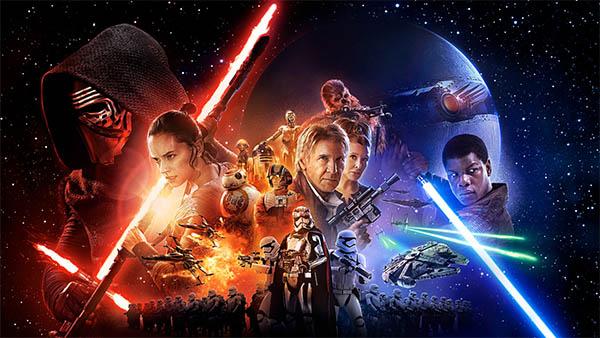 Banner Star Wars: El Despertar de la Fuerza