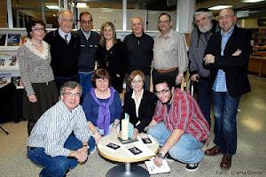 Premio AGNA CANALIAS MESTRES de Literatura 2011, otorgado al Grupo de poesía Alga