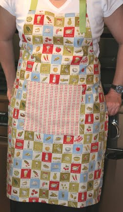 Free Apron Patterns - BBQ, Chef's, Half Aprons to Sew