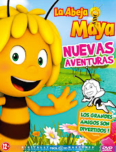 La abeja maya: Nuevas aventuras (2015) [Latino]