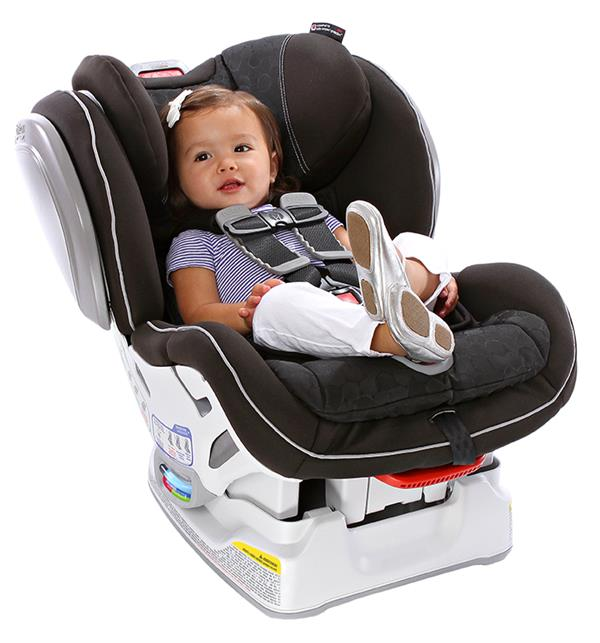 Britax Boulevard ClickTight Review in Comparison to The Marathon ClickTight