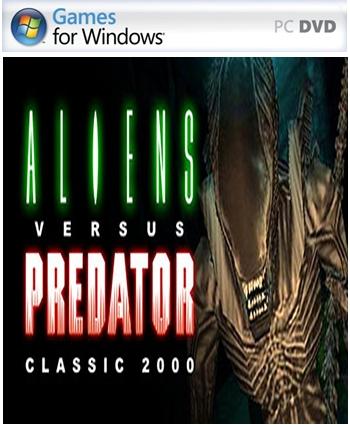 Aliens versus Predator Classic 2000 PC Full Español