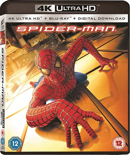 Spider-Man 4K (2002) 2160p 4K UltraHD HDR BluRay REMUX 50GB mkv Dual Audio Dolby TrueHD ATMOS 7.1 ch