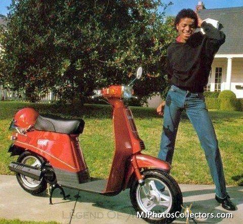 Michael Jackson Suzuki Comercial 5