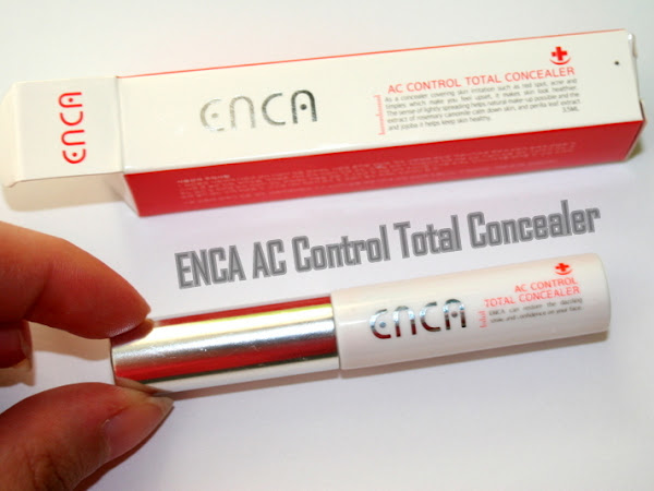 Enca AC Control Total concealer - for sensitive acne prone skin