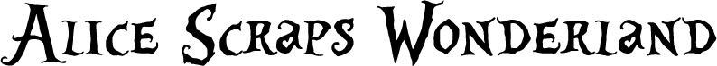 Alice Scraps Wonderland | A Scrapbooking Blog