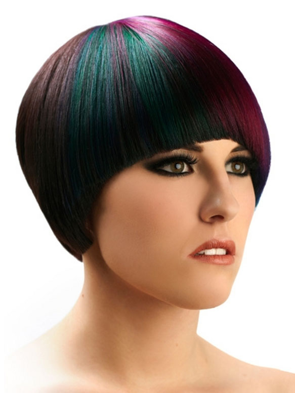 Elegant Punk Hairstyles Color Trends Hairstyles