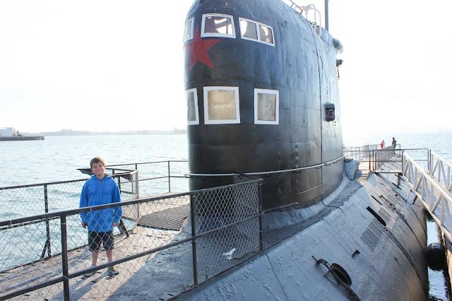 homeschool field trip in san diego aboard the californian tall ship