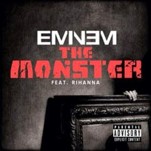Eminem feat. Rihanna - The Monster – Mp3 (2013)