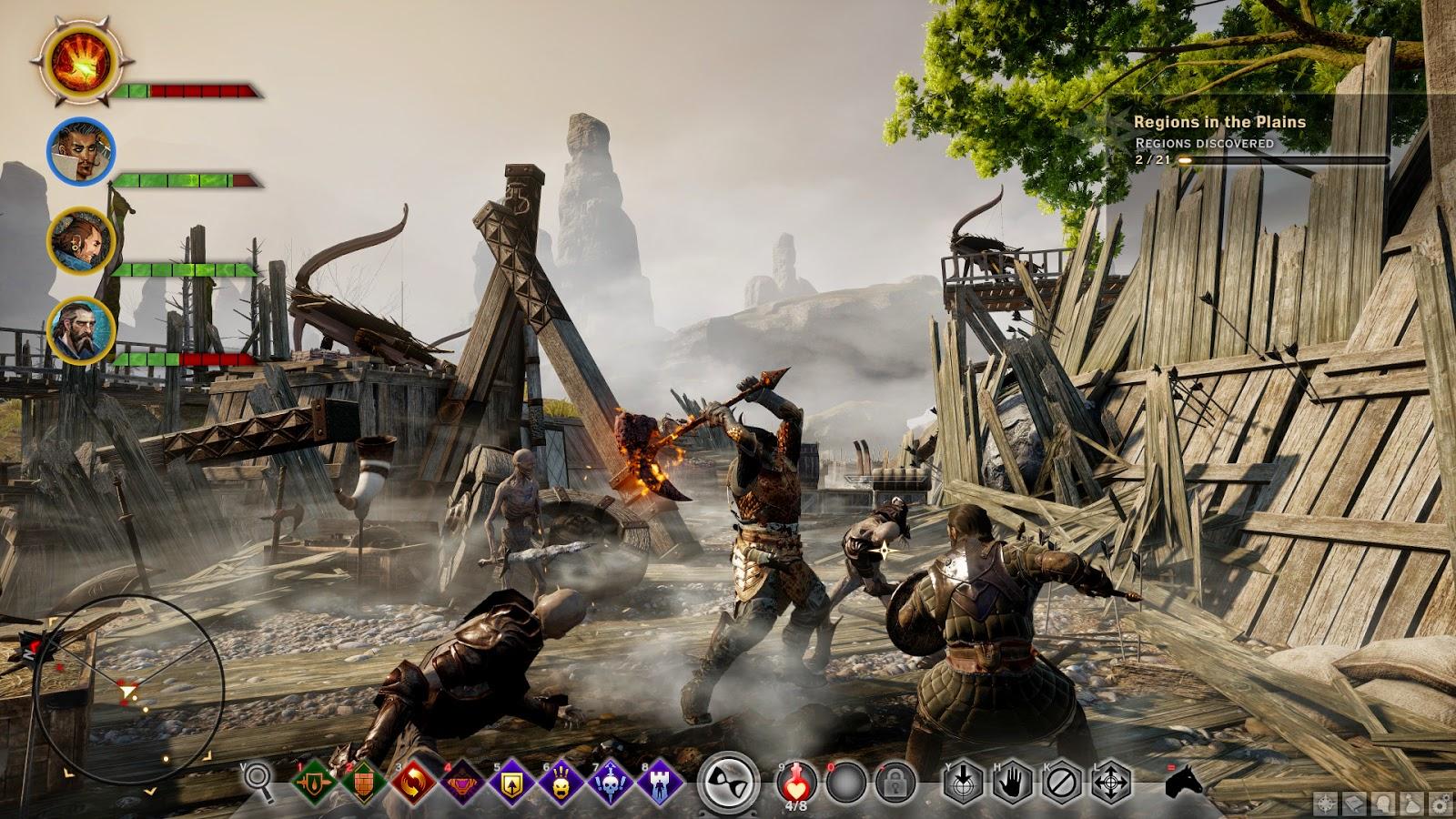 Dragon Age : Inquisition, Game Konten Dewasa Dilarang DiIndia
