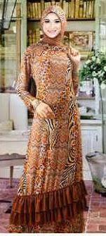 BAJU GAMIS BUSANA MUSLIM  TREND 2014-2015 TERBARU Aneka Model Baju Gamis Syari Terbaru Edisi Idul Adha Trendy 2014