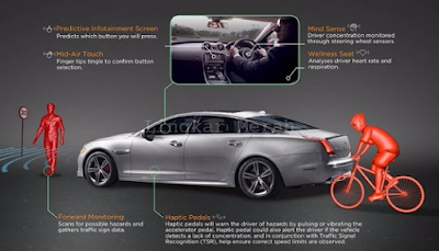 Teknologi NASA Mobil Jaguar