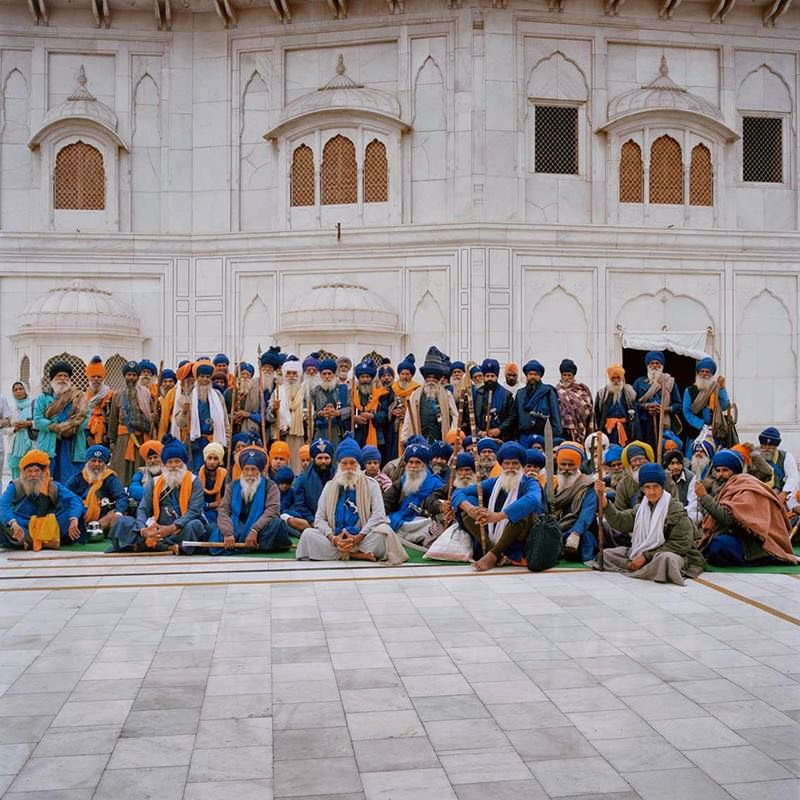 The Nihang Sikhs, The Army of the Eternal | Mark Hartman