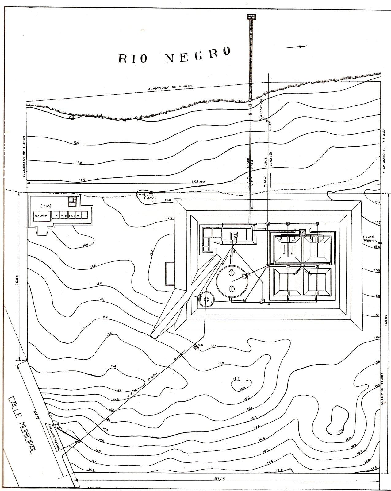 Mapas y planos históricos